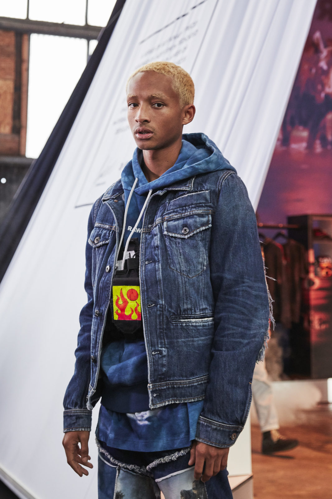 G STAR AND JADEN SMITH PRESENT THE FORCES OF NATURE