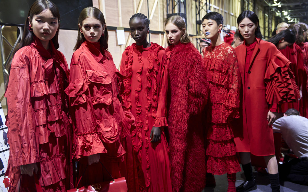 A LOOK BACK ON THE VALENTINO TKY EVENT