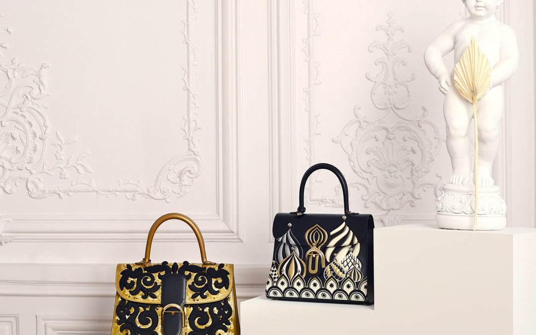 DELVAUX UNVEILS ITS WINTER RHAPSODY