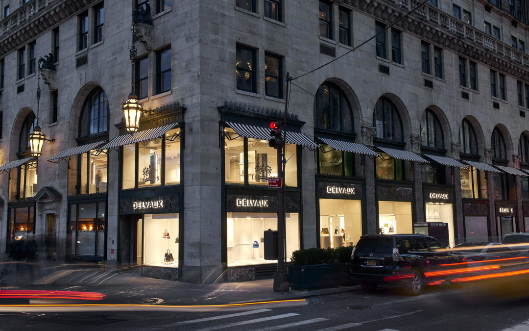 DELVAUX OPENS ITS FIRST NEW YORK FLAGSHIP