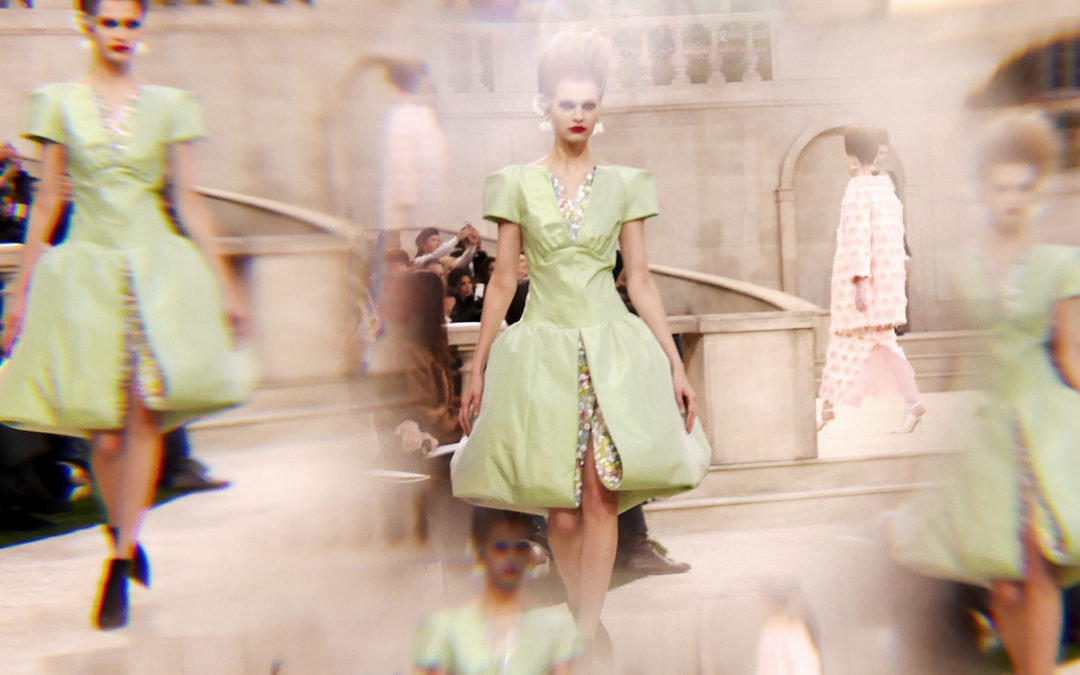 CHANEL HAUTE COUTURE A/W 2019: A VISION BY FRANK PERRIN