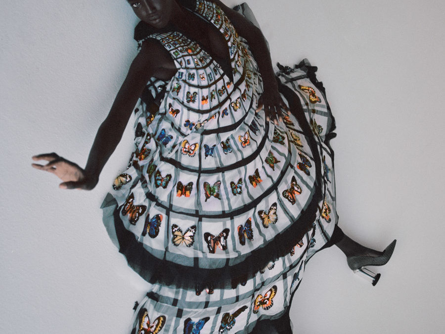A MEETING WITH MARY KATRANTZOU