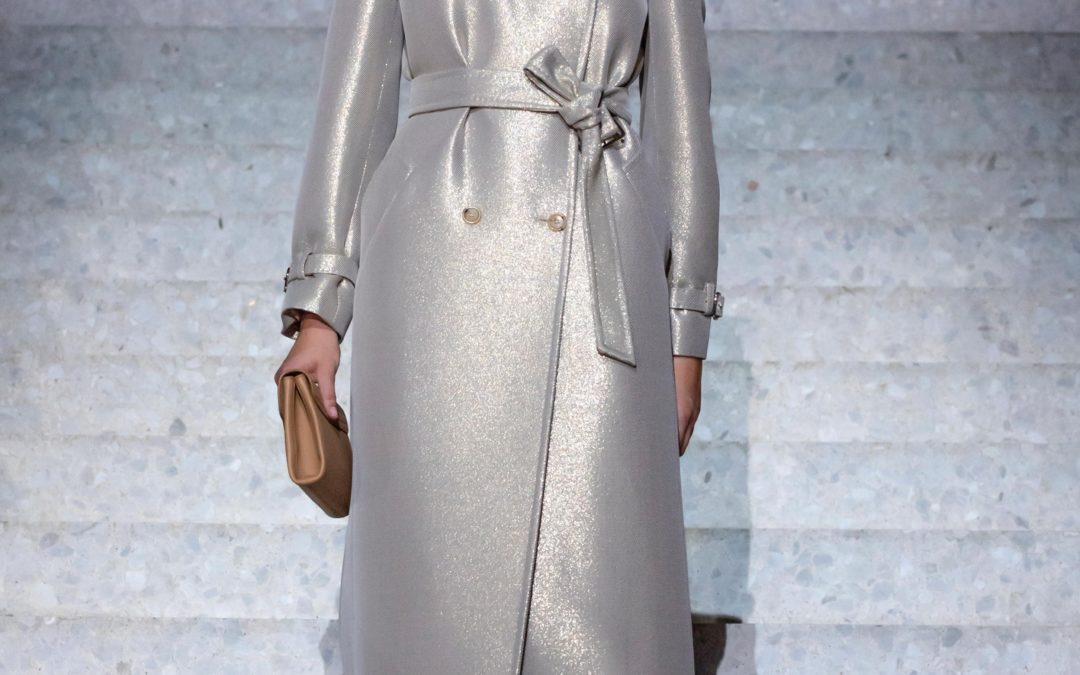 MAX MARA PRESENTS THE RESORT 2020 COLLECTION IN BERLIN