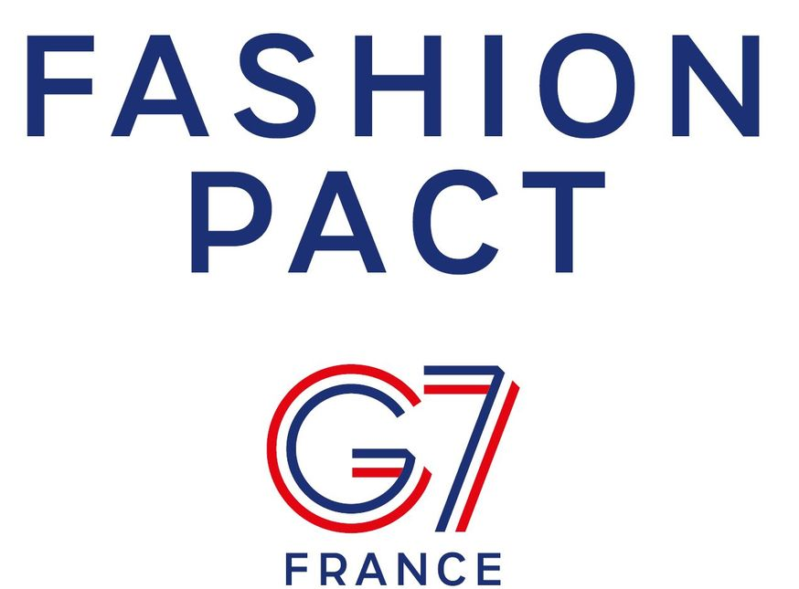 BRANDS PRESENT THEIR ENVIRONMENTAL 'FASHION PACT' AT THE G7