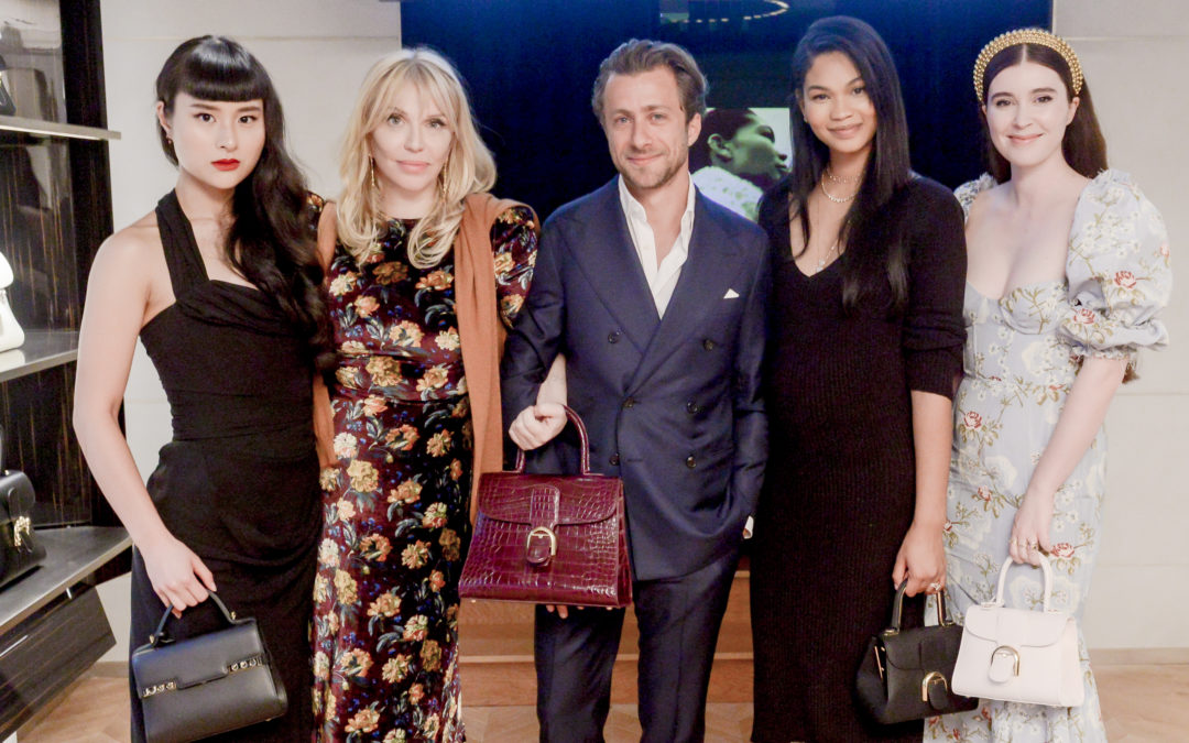 DELVAUX PRESENTS 'NEW YORK STORIES'