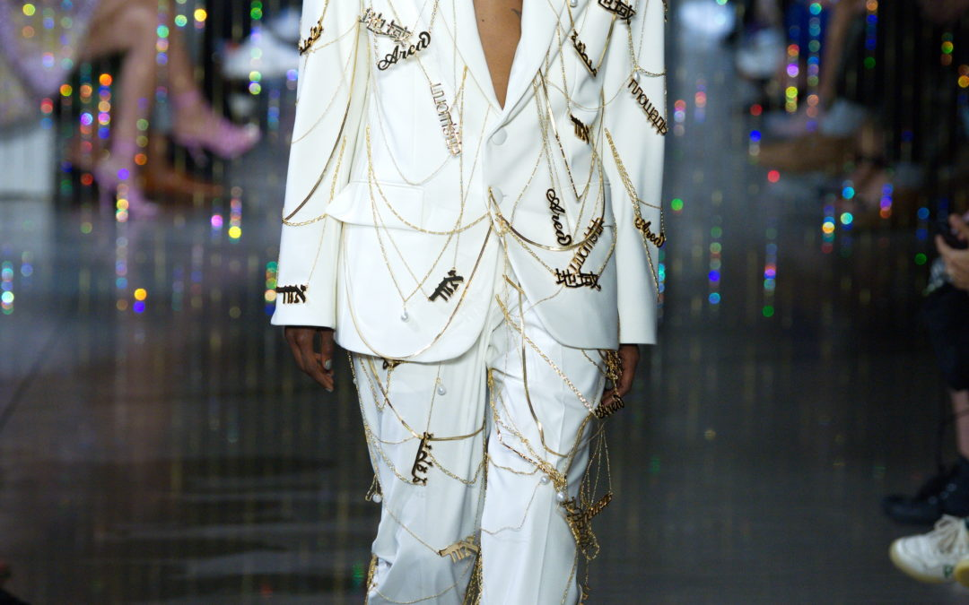 18th CENTURY BLING AT AREA S/S 2020