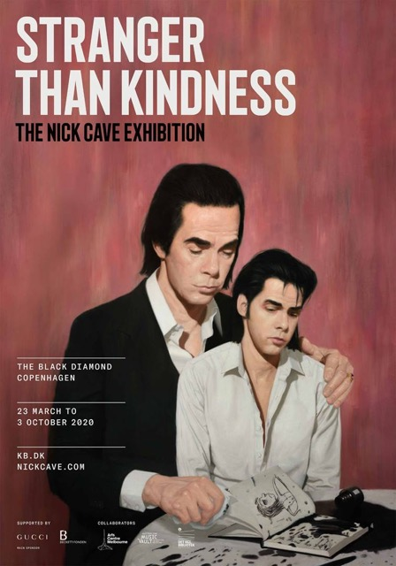 STRANGER THAN KINDNESS: A NICK CAVE EXHIBITION
