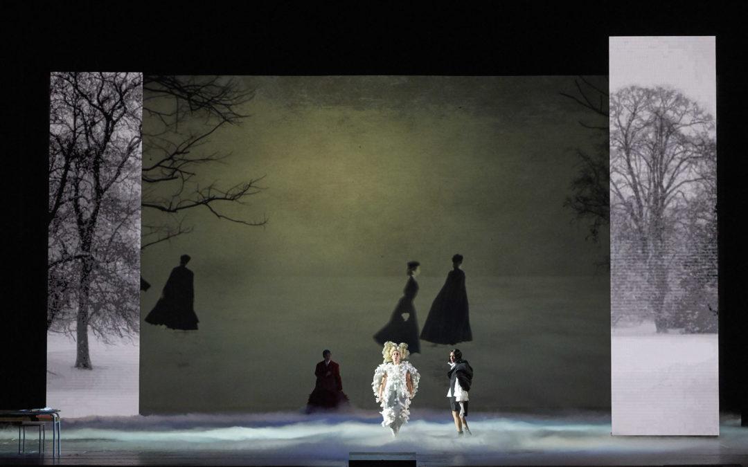 REI KAWAKUBO DESIGNS THE COSTUMES OF THE OPERA 'ORLANDO'