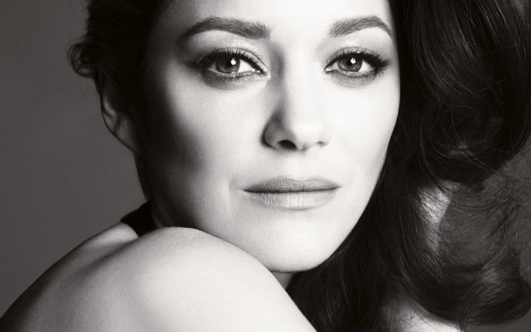 MARION COTILLARD BECOMES THE NEW FACE OF CHANEL N°5
