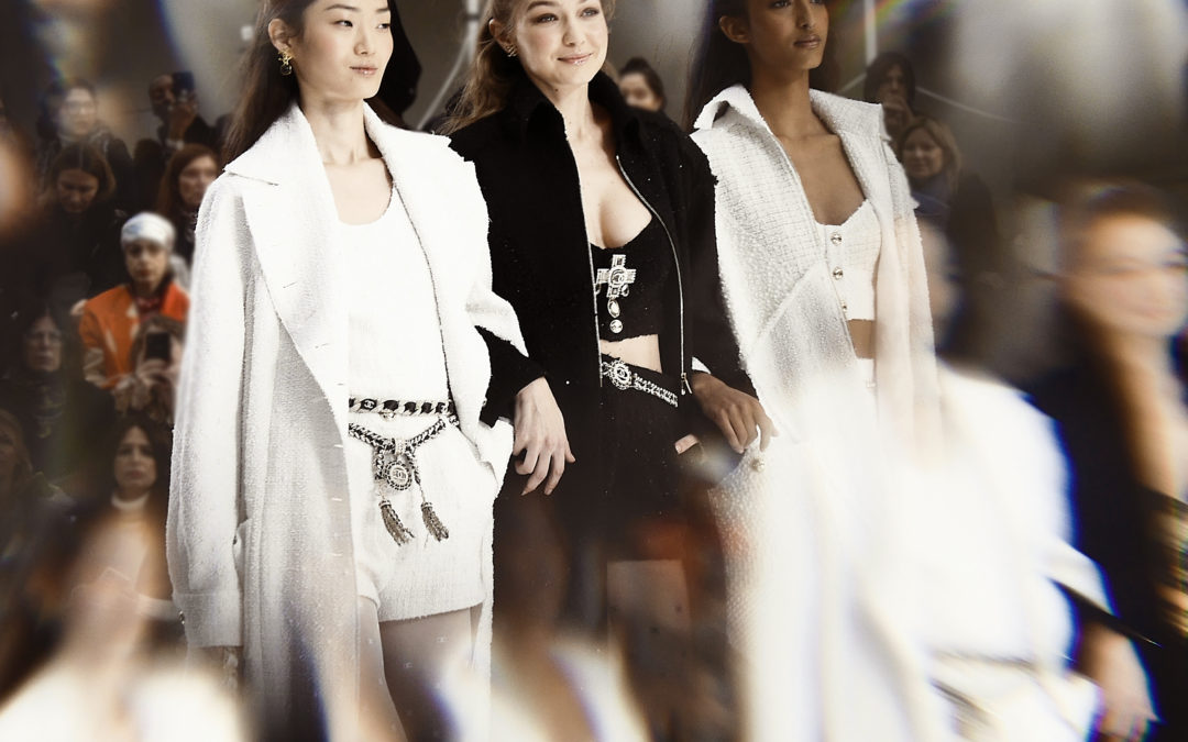 CHANEL A/W 2020: A VISION BY FRANK PERRIN