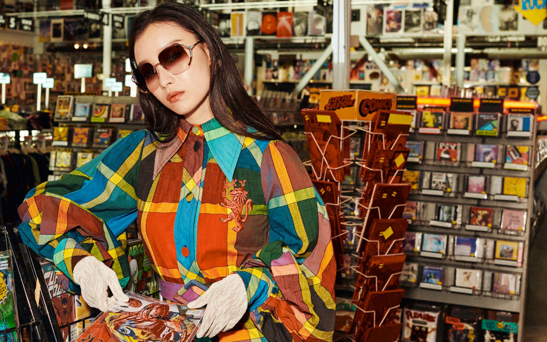 GUCCI UNVEILS ITS S/S 2020 EYEWEAR CAMPAIGN