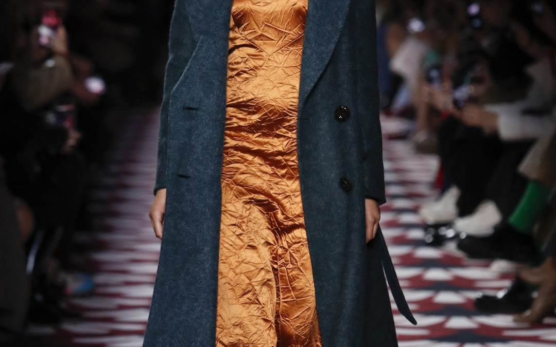 TOYING WITH ELEGANCE AT MIU MIU A/W 2020