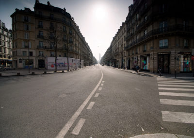March 19, 3.11pm, The Day after Tomorrow, Rue Rennes
