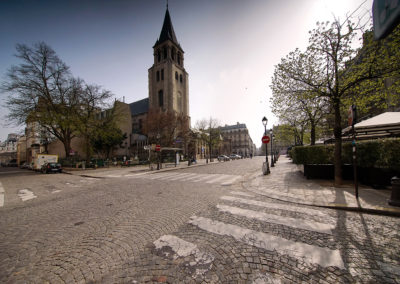March 19, 4.31pm, The Day after Tomorrow, Eglise St Germain
