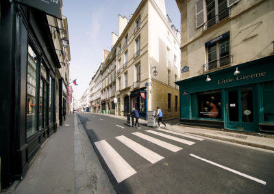 March 19, 2.01pm, The Day after Tomorrow, rue Bonaparte