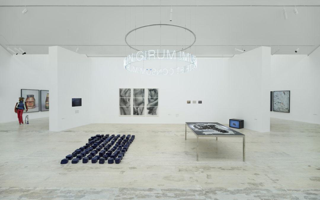 'ON THE RAZOR'S EDGE' AT MUSEO JUMEX