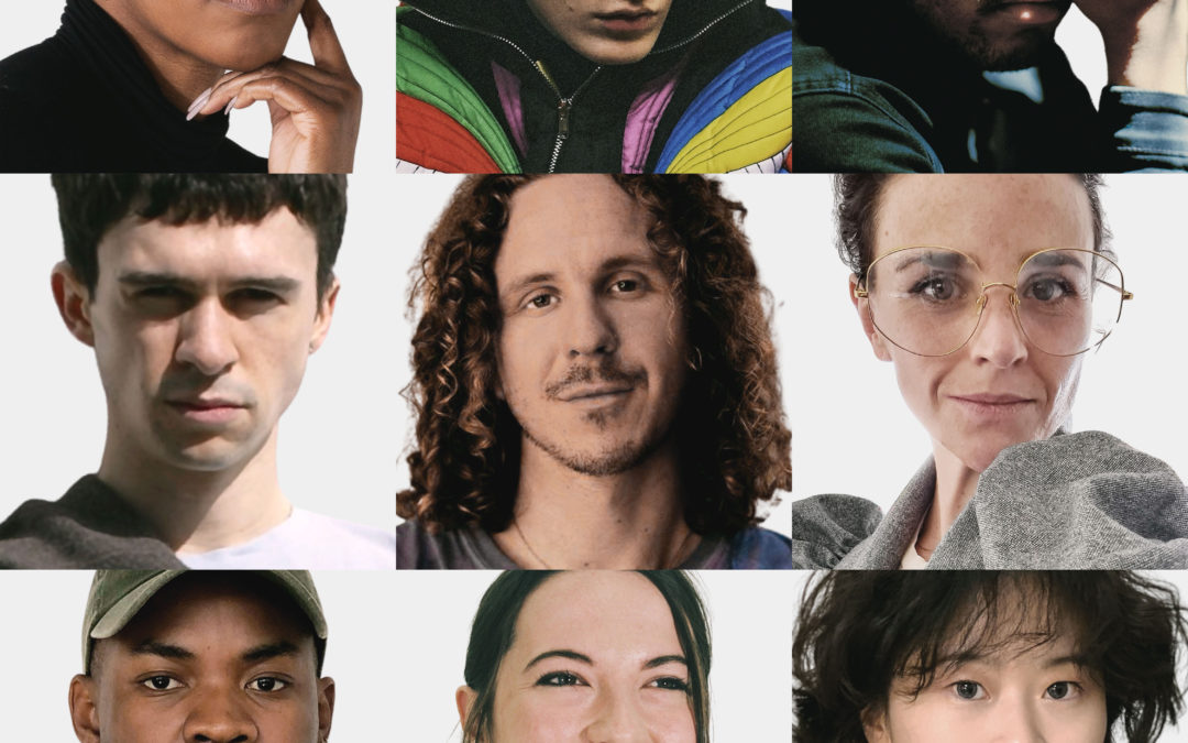 THE 9 FINALISTS OF THE LVMH PRIZE
