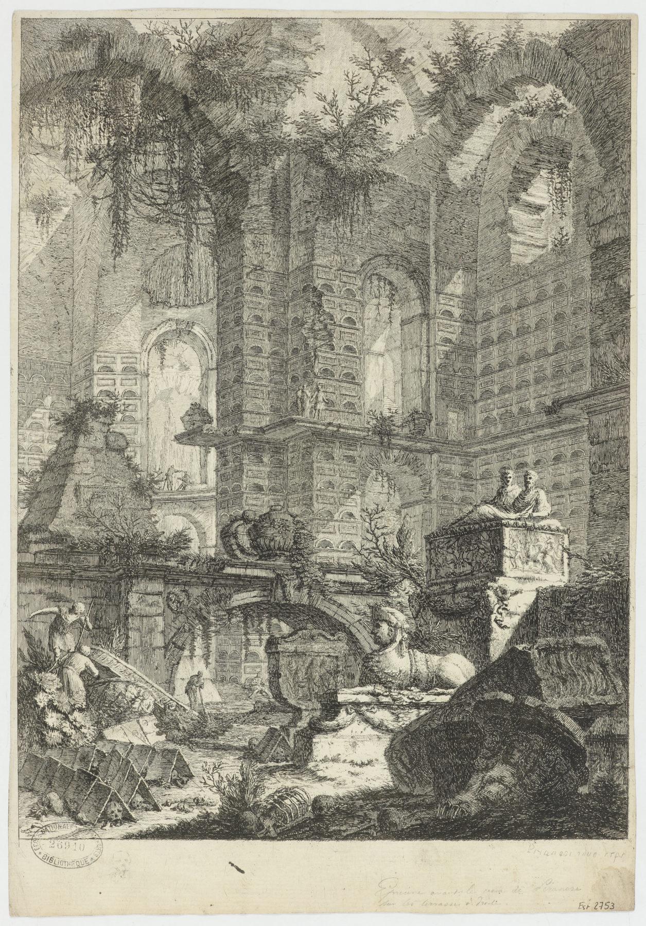 GIOVANNI BATTISTA PIRANE Palais de Tokyo Paris Anne Imhof