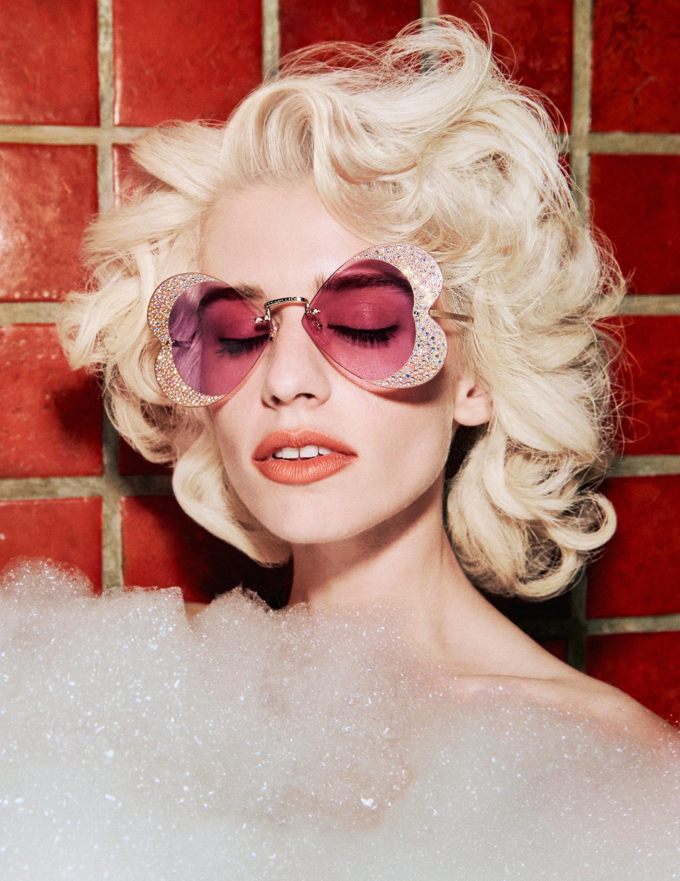 Gucci Eyewear Hollywood Forever 2021