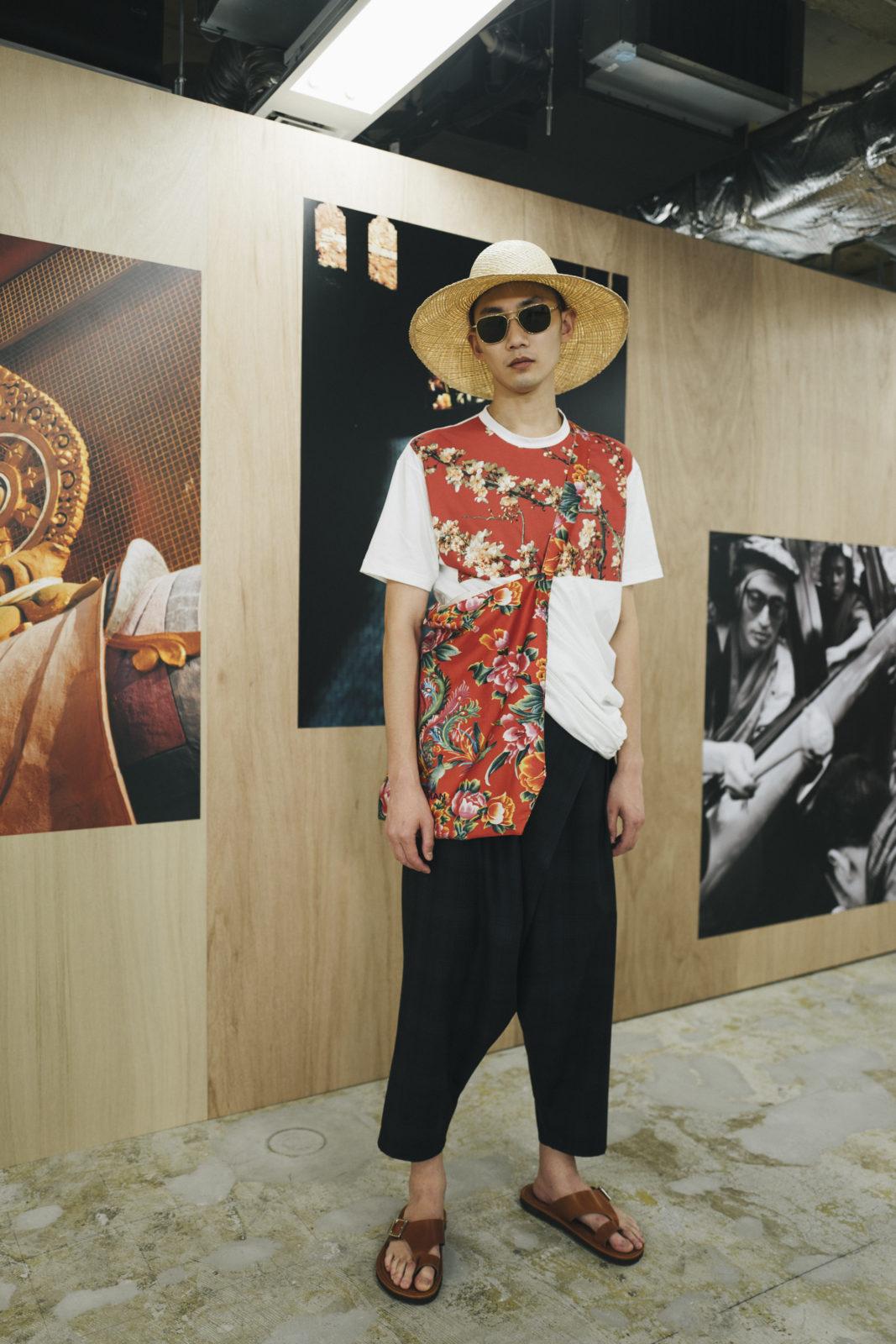 Junya Watanabe Man Spring 2022