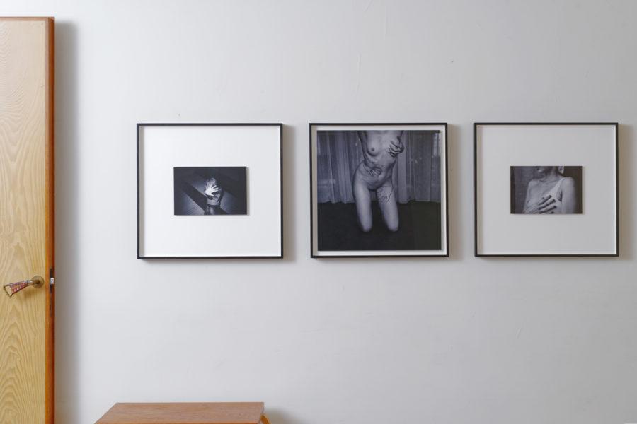 75_When our eyes touch_Vue sur l'exposition_2021_Photographie par Aurelien Mole_Maison Louis Carré